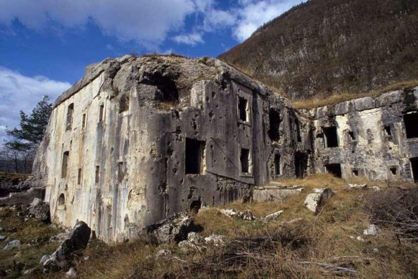 Форт Германн на перевале Предел