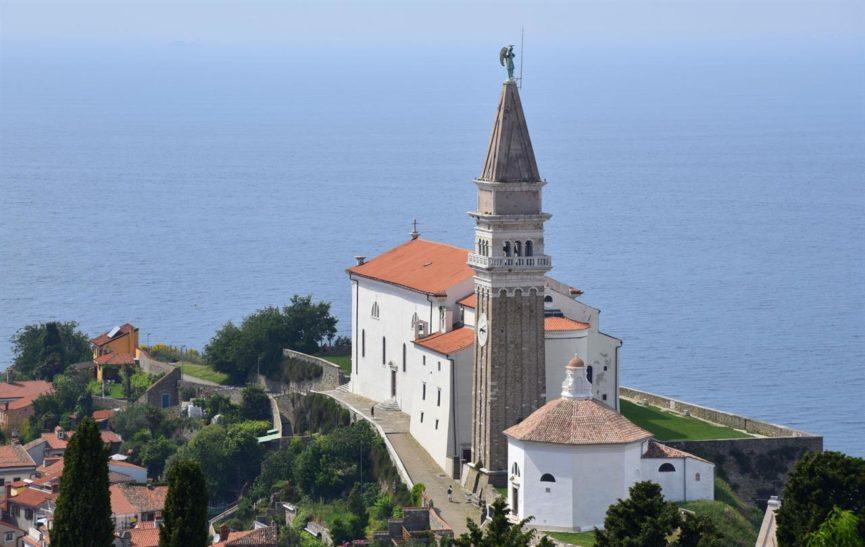 Церковь Святого Юрия на Пиранском холме