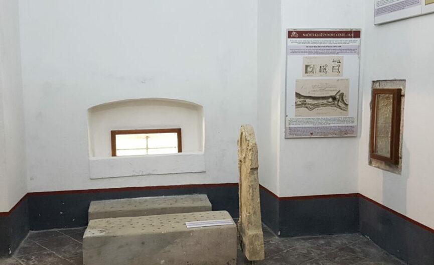 Каменная плита фон Герра в Клуже