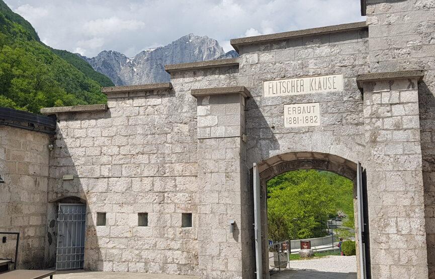 1881-1882 Годы обновления форта Клуже