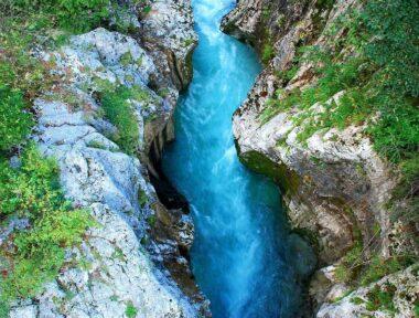 Большой каньон Сочи