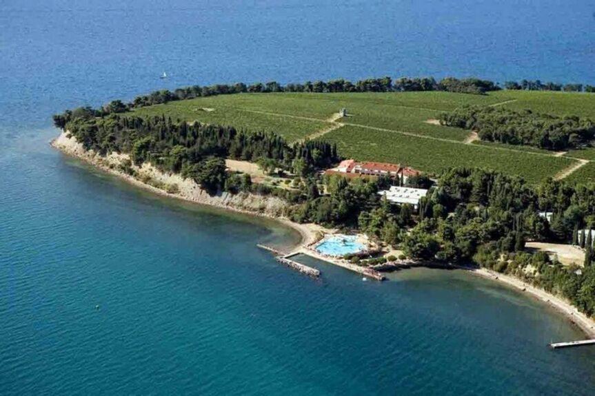 Анкаран - это словенский морской курорт