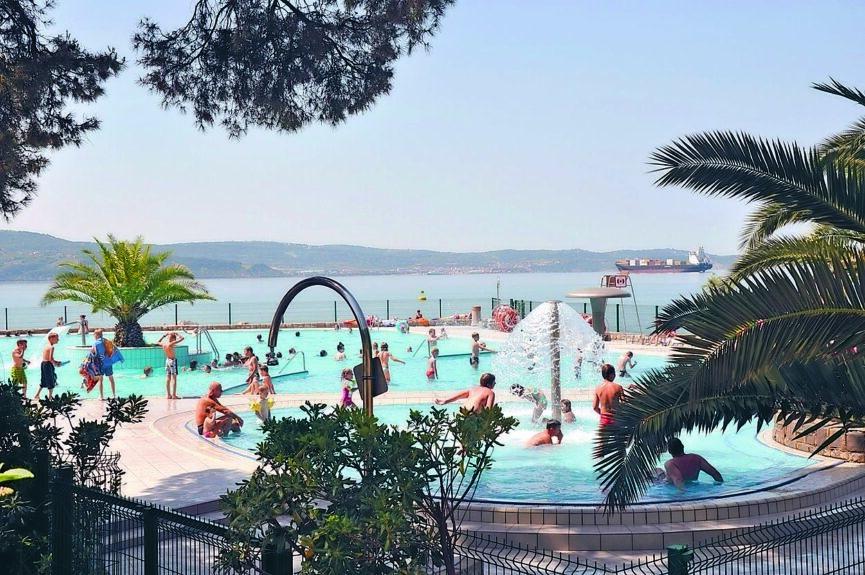 Молодежный оздоровительный курорт в Анкаране Дебели ртич