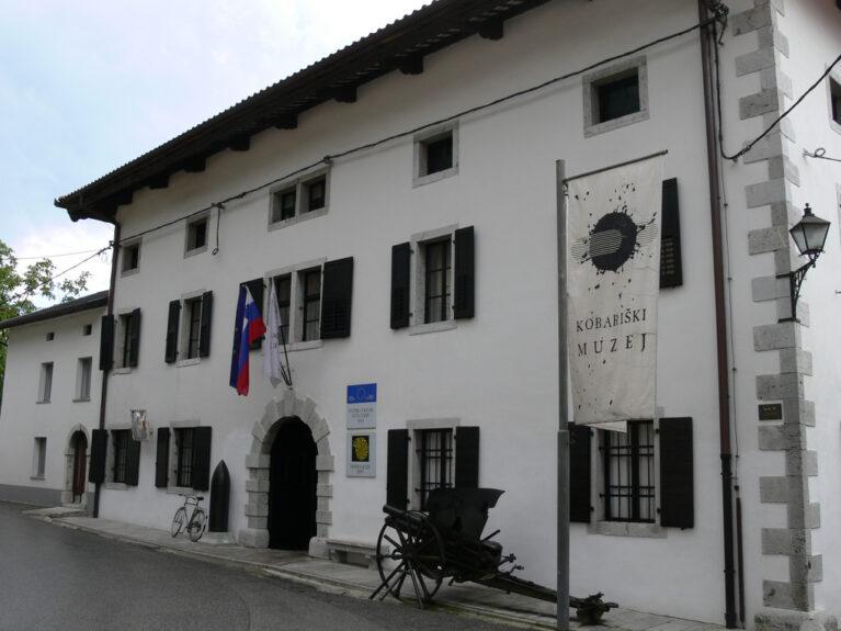 Музей 1-й Мировой войны в Кобариде