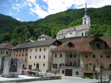Словения, Кропа