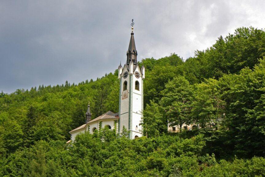 Церковь Божьей Матери в Кропе