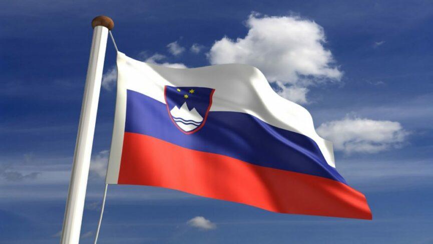 Флаг Республики Словении