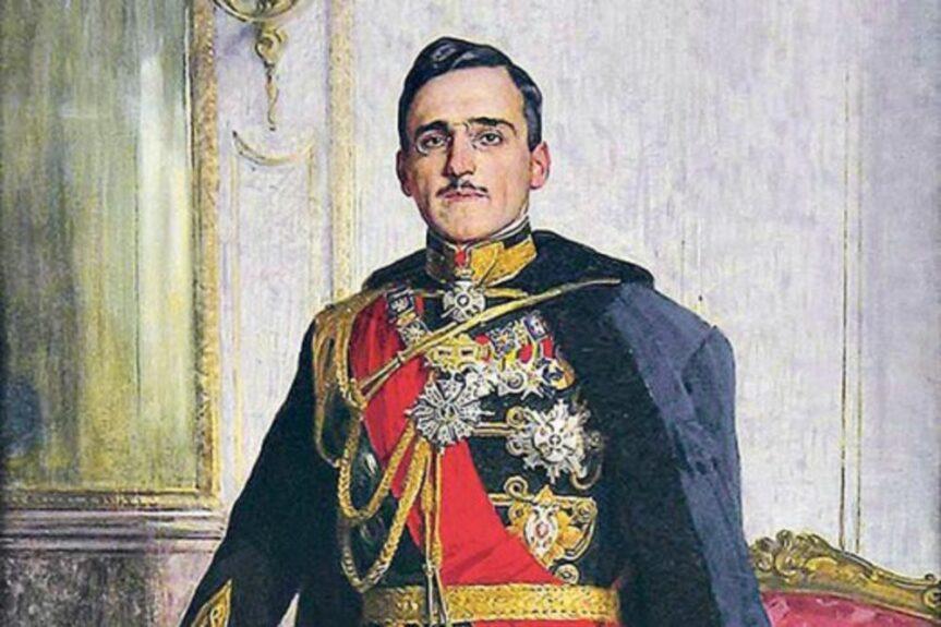 Король Югославии Александр I Караджорджевич