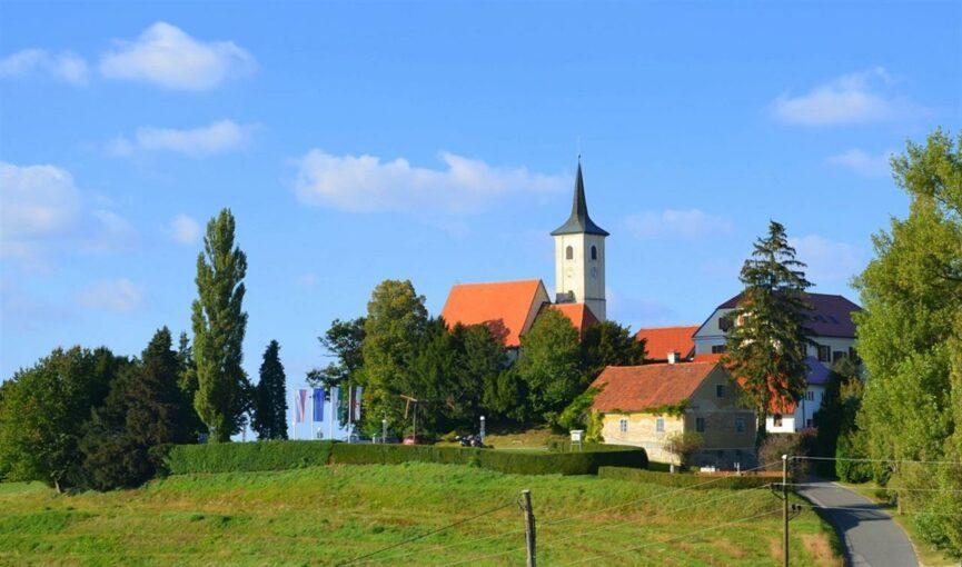 Церковь в словенском Иерусалиме