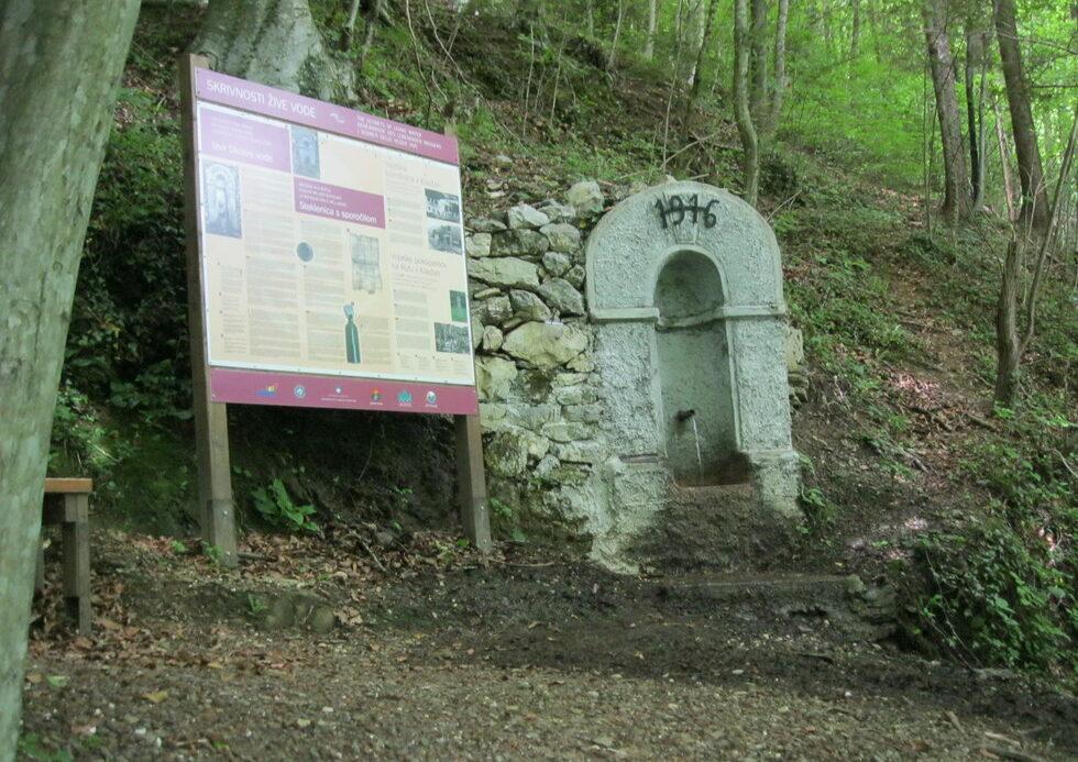Источник Дицова вода