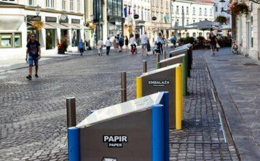 Сортировка мусора в Словении