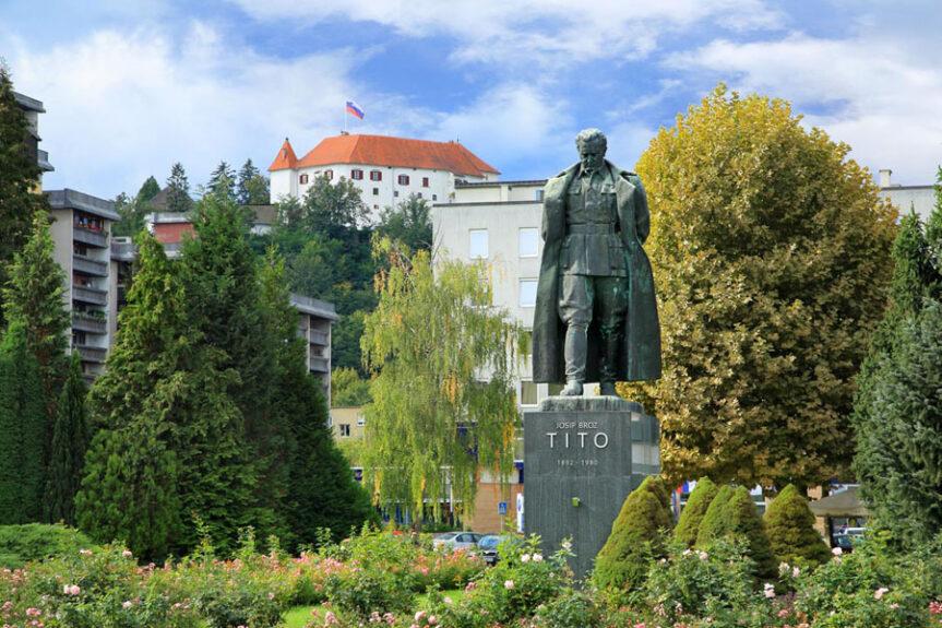 Веленье - город в Словении