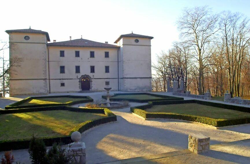 Замок Кромберк