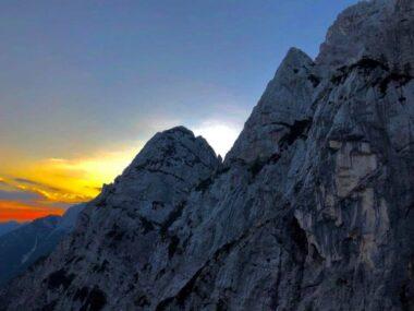 Гора Присойник