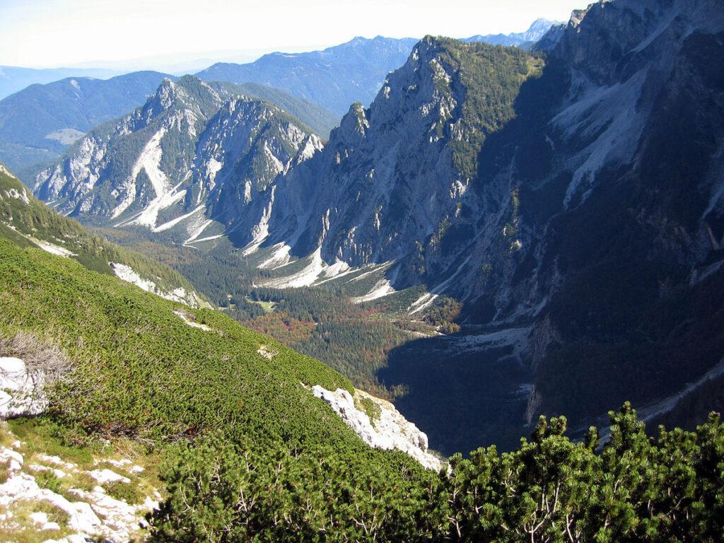 Ледниковая долина Тамар