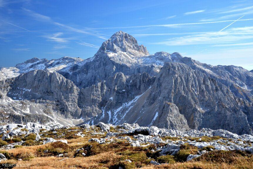 Словения, гора Триглав