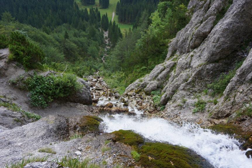 Водопад Надижа