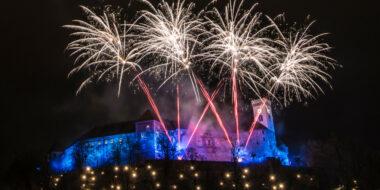 Рождество и Новый год в Любляне