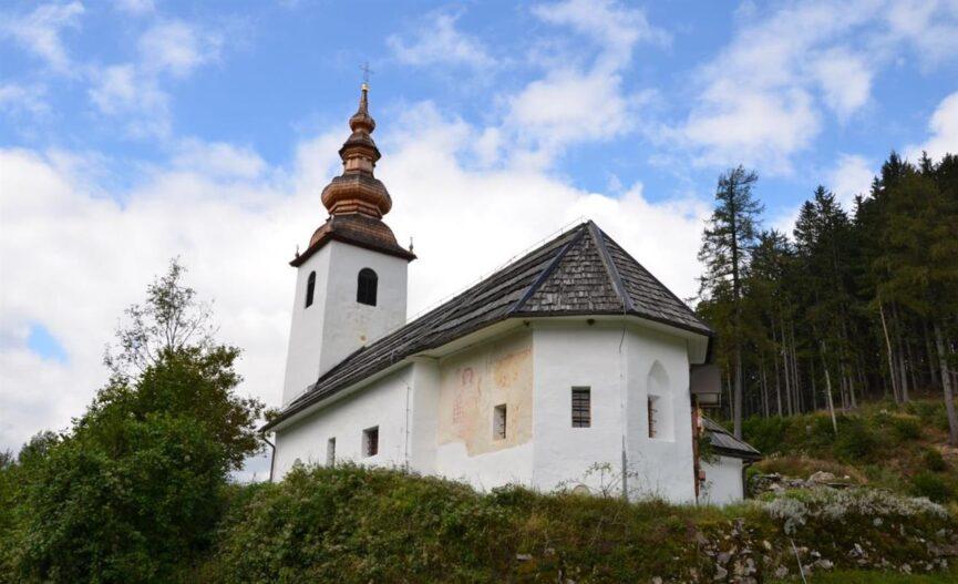 Старая церковь св. Ожболта