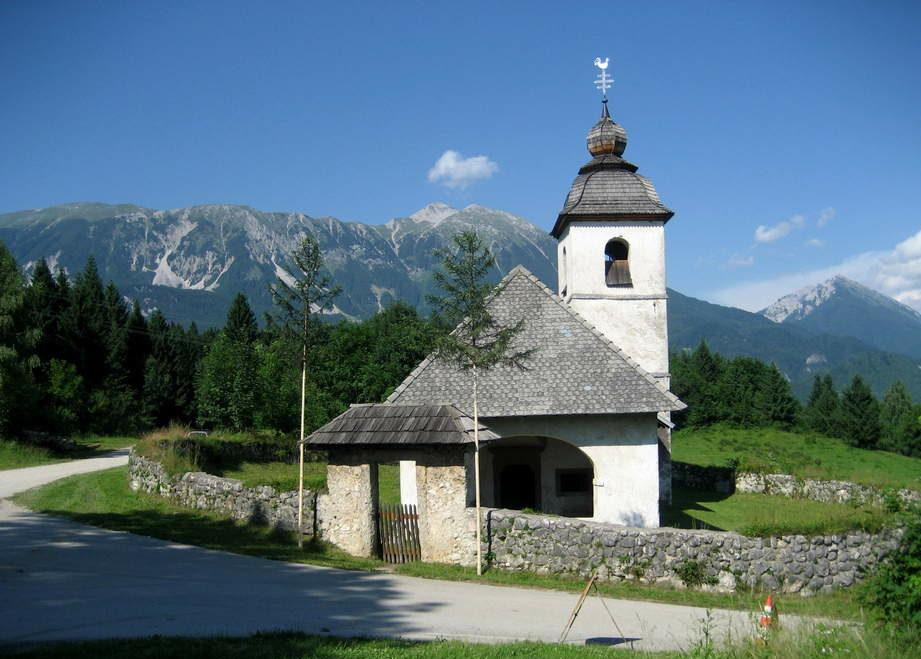 Хум, церковь св. Катарины