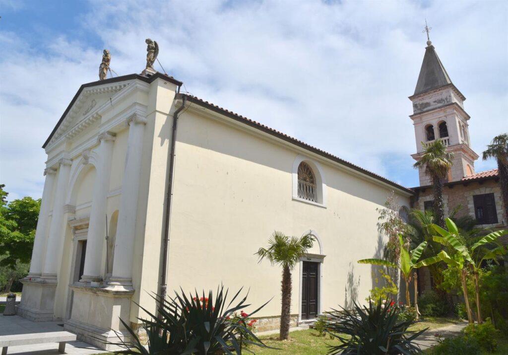 Струньян, Церковь явления девы Марии