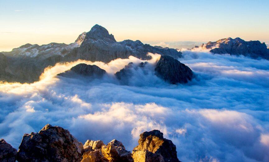 Юлийские Альпы и гора Триглав