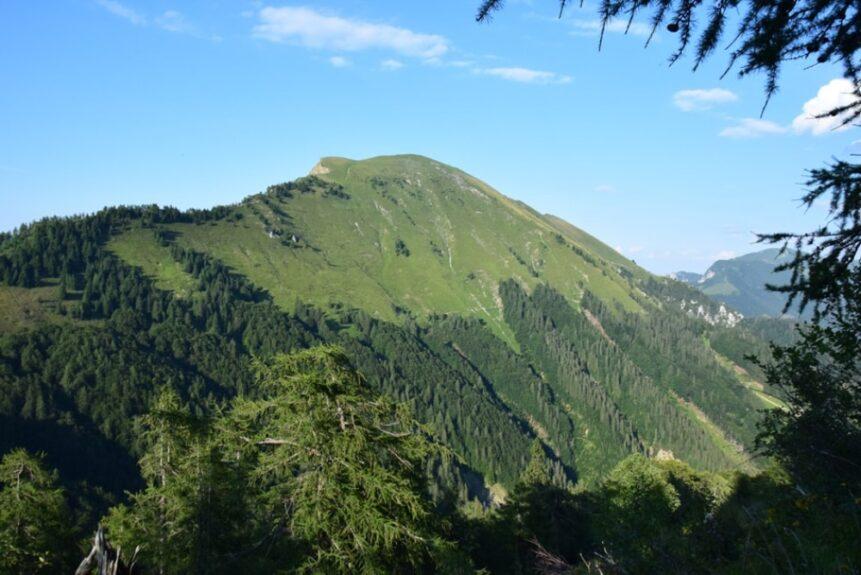 Словения, гора Голица