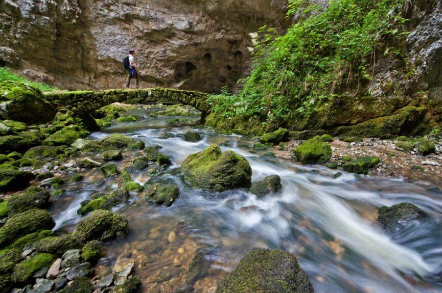 Ландшафтный парк Раков Шкоцьян