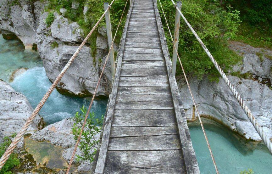Ущелье реки Коритница