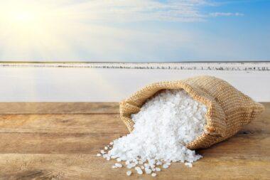 Пиранская соль
