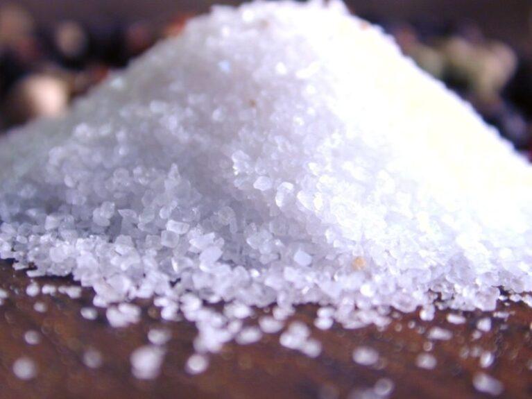 Кристаллы пиранской соли