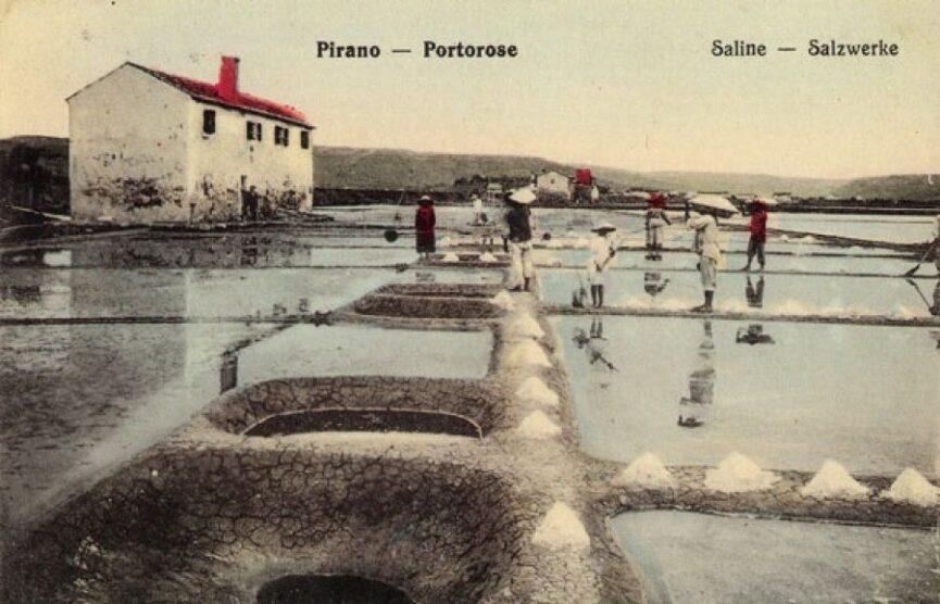 Пиранские солины