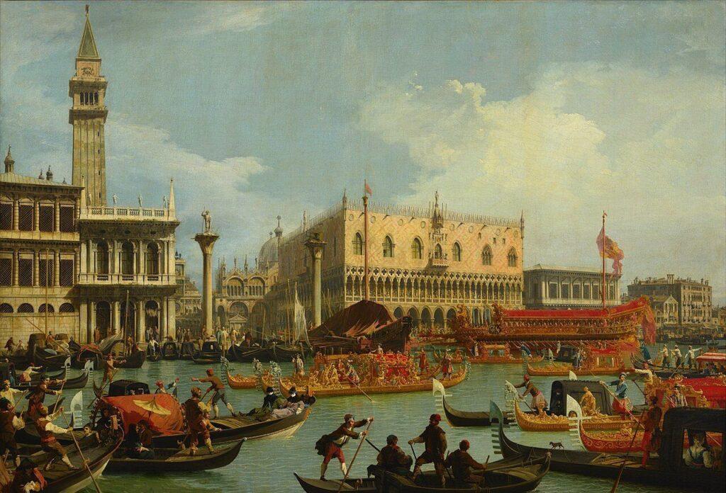 Венецианская республика в картинках