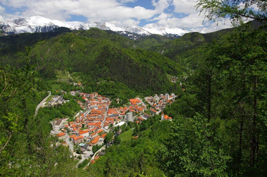 Словения, город Тржич
