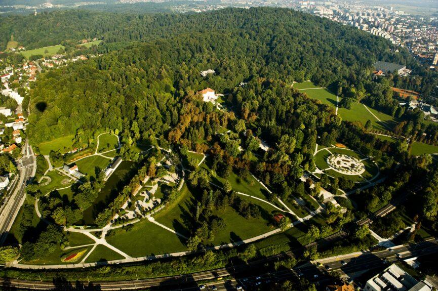 Ландшафтный парк Любляны