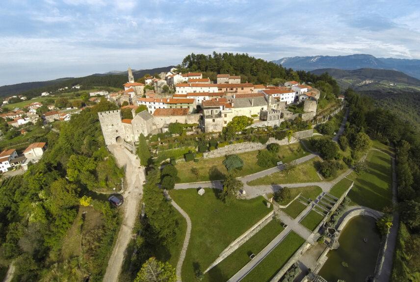 Крепость Штаньел
