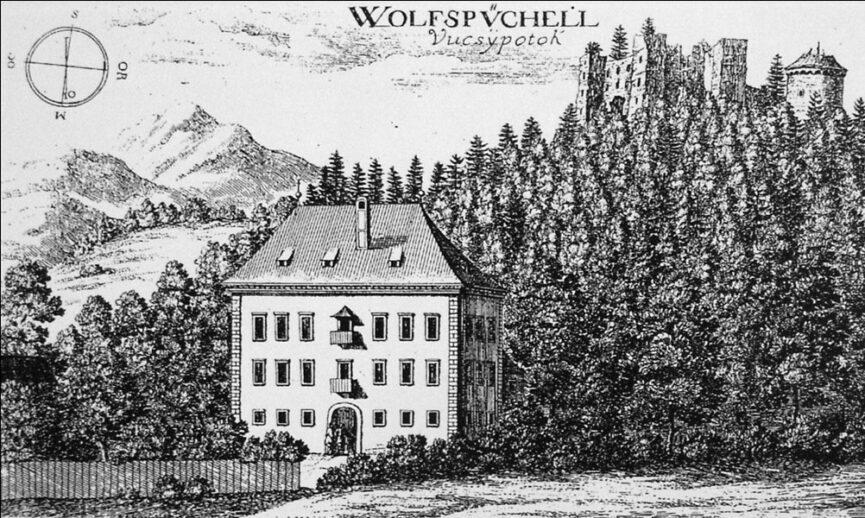 Замок Волчий Поток