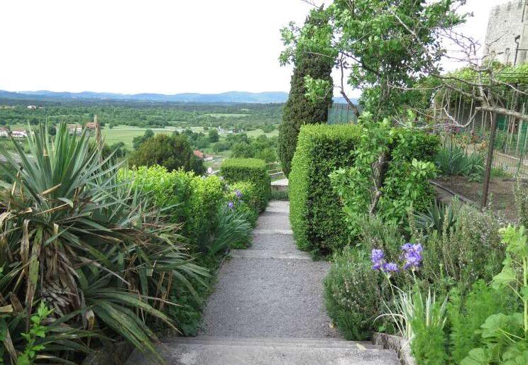 Сад Феррари в Штаньеле