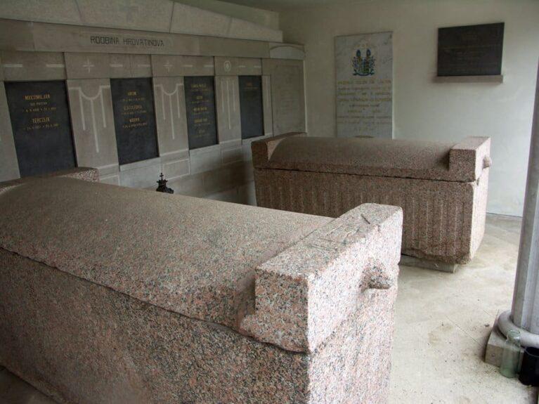Два египетских саркофага