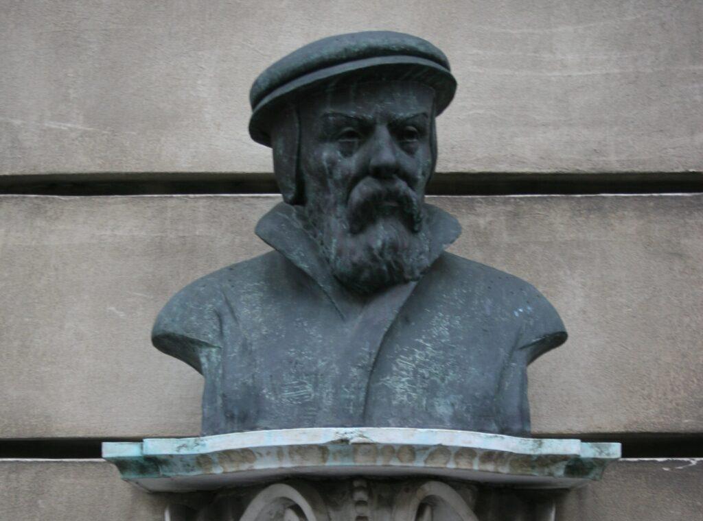 Памятник Адаму Бохоричу, фото из Википедии
