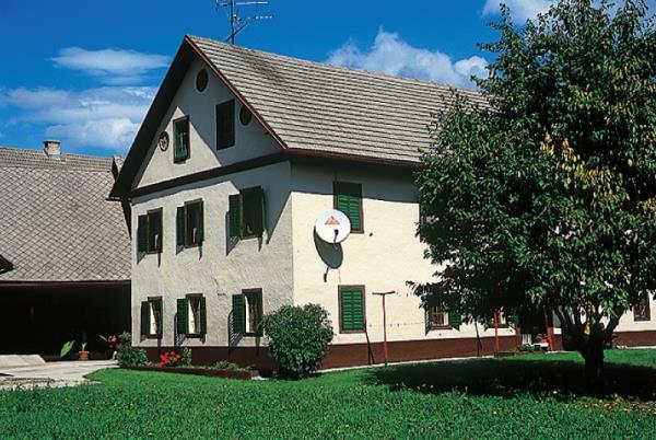 Дом Грегора Воглара в Накло