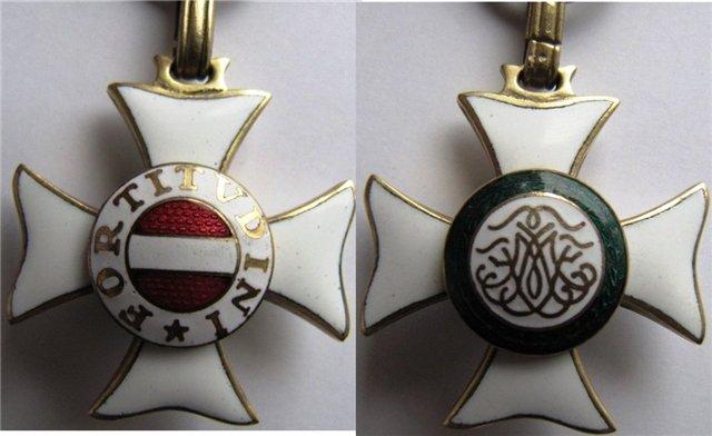 Крест Марии-Терезии за заслуги