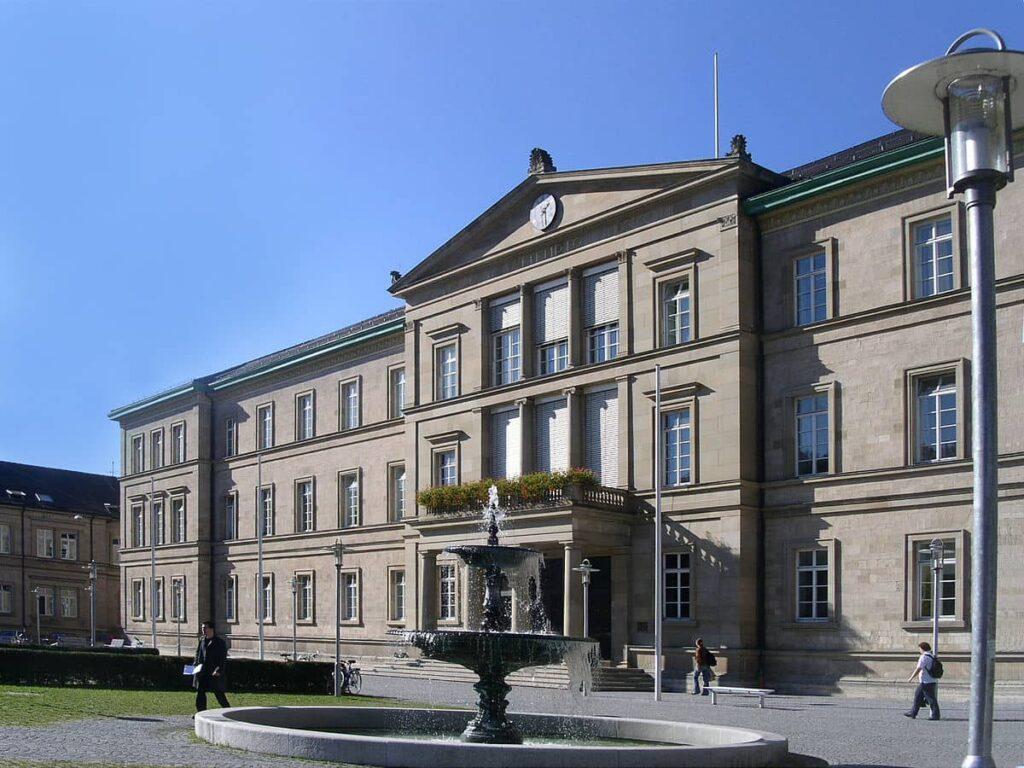 Университет Тюбингена