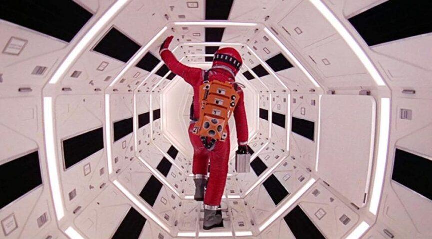 Фильм Стенли Кубрика «2001 год: Космическая одиссея»