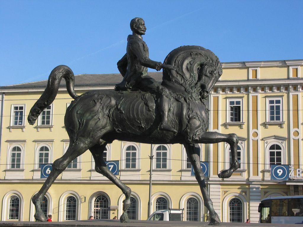 Памятник Рудольфу Майстеру