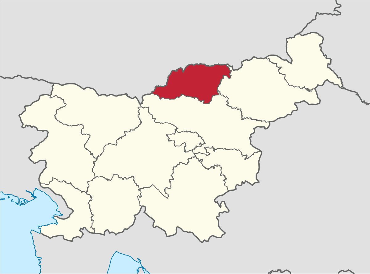 Регион Корошка (Koroška) - словенская Каринтия