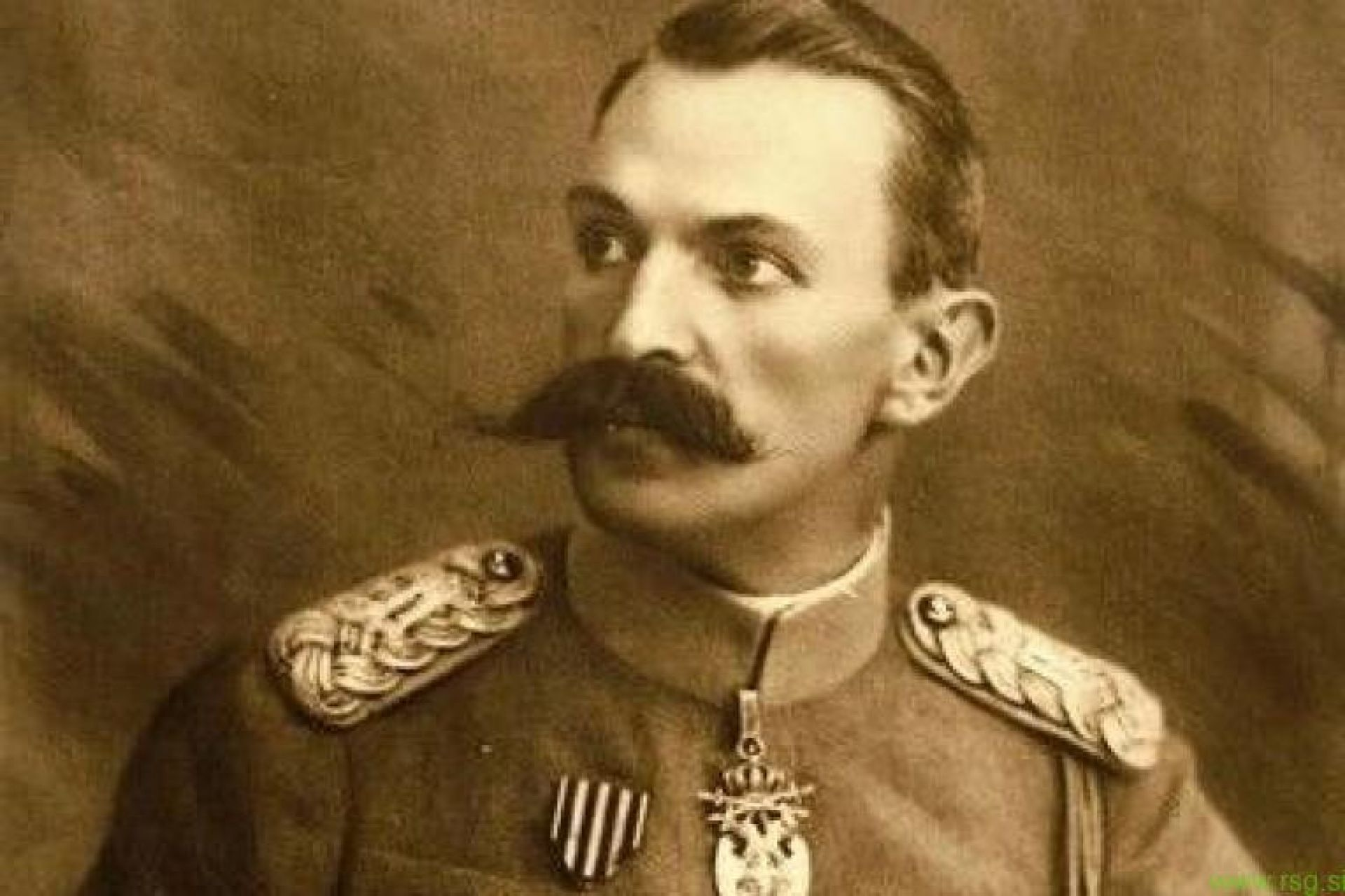 Генерал Рудольф Майстер