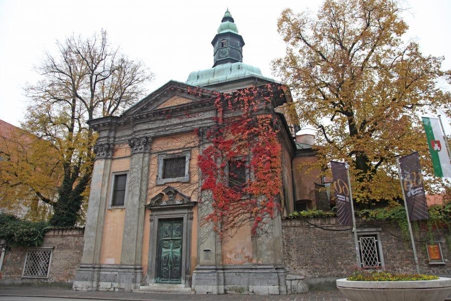 Церковь Крижанке