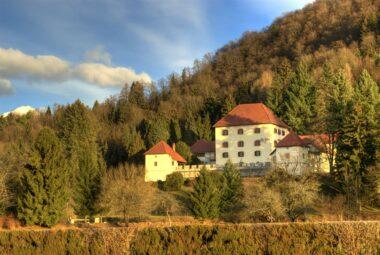 Замок Стрмол
